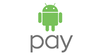شعار منصة Android Pay